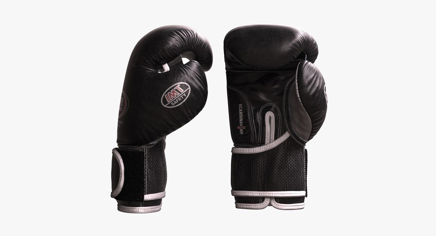 3D glove box