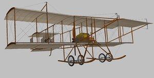 pre ww1 3D model
