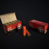 shotgun ammo model