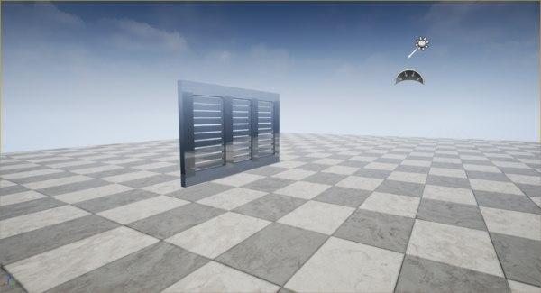 3D simple vent