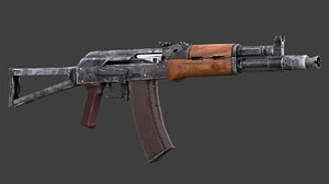 ak-105 3D