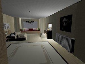 bedroom yatak model