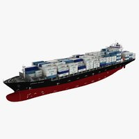 Northern Diplomat Container Ship