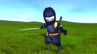 Toony Ninja
