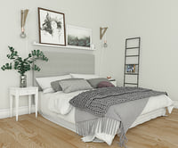 3D bedroom set
