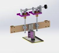 Manual fine-tuning module
