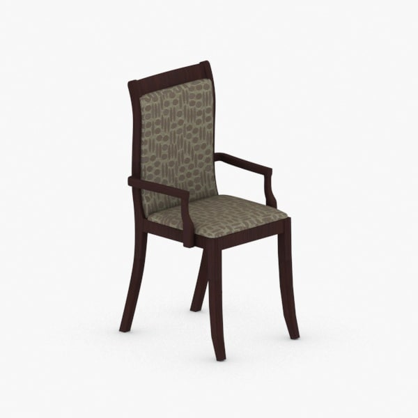 interior chair 3D model