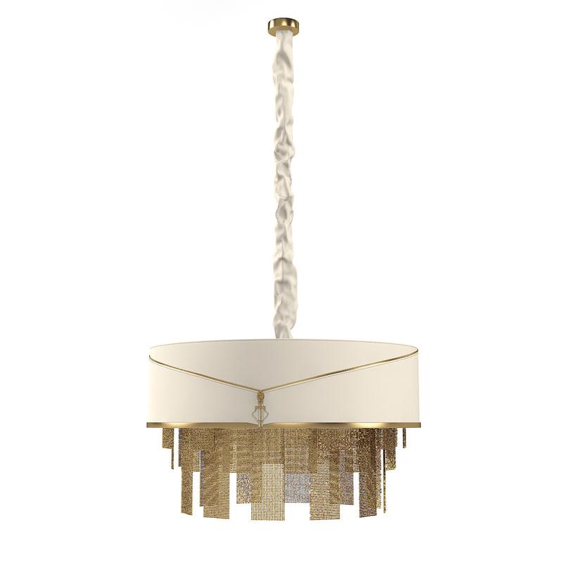 3D turri vogue pendant chandelier