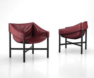 falstaff chair dante-goods bads 3D