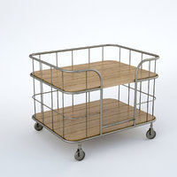 3D trolley bar