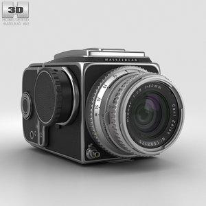 3D hasselblad 500c 500 model