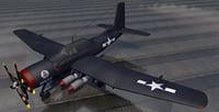 3D plane douglas xtb2d-1 skypirate model