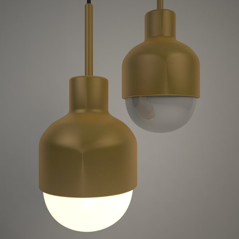 3D lamp pod