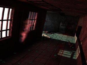horror abandoned factory 3D model