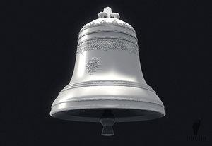 decorative bell model