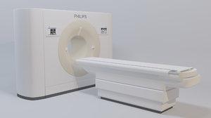 3D model medical scanner