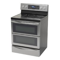 5.9 cu. ft. Flex Duo Electric range Samsung NE59J7850WG