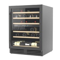 3D built-in wine cabinet