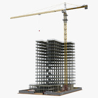 building construction 2 equipment model