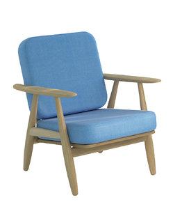 getama chair wegner 3D model