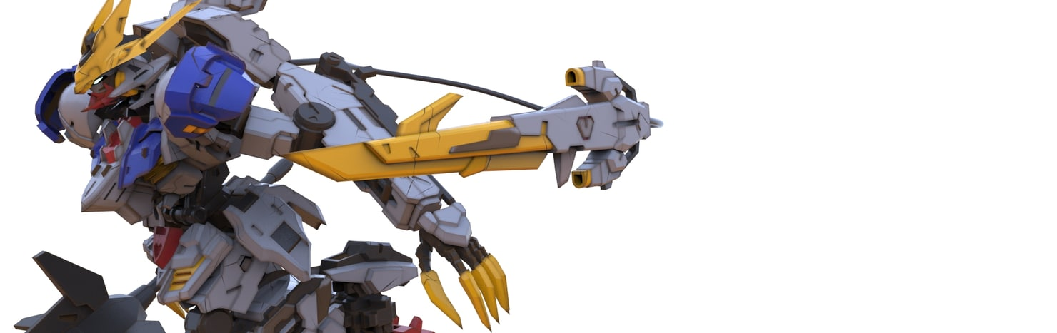 gundam3d robot 3D model