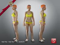 female swimmingpool aas 001 model