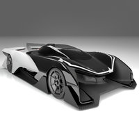 faraday future ffzero1 model