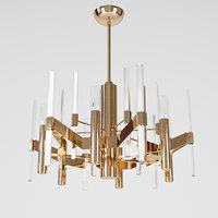 3D gaetano sciolari chandelier