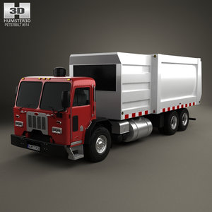 320 garbage 2008 3D