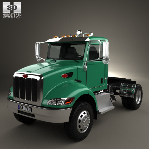 3D 335 tractor 2008