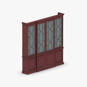 interior - sets closet 3D