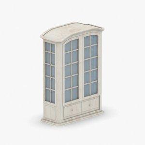 interior - sets closet 3D model