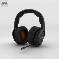 steelseries h-wireless gaming model