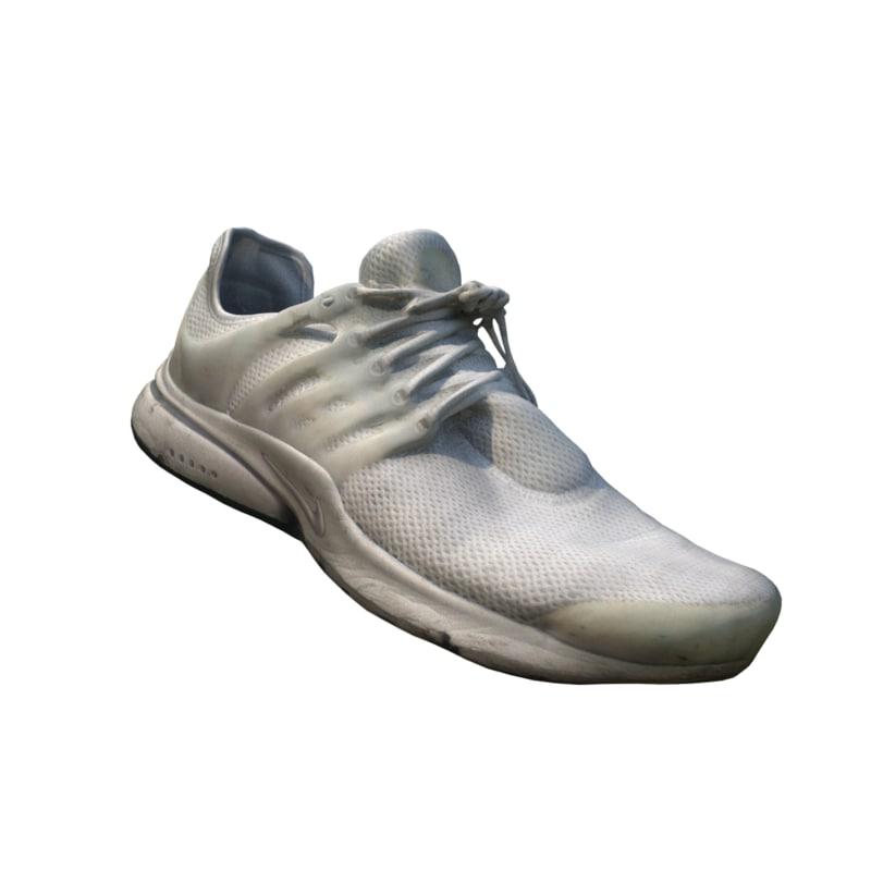 21e8f7e0b47a9 Nike presto 3D model - TurboSquid 1244056
