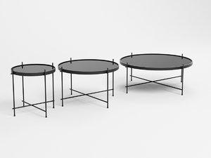 cupid tables 3D