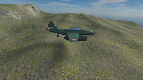 air craft 3D