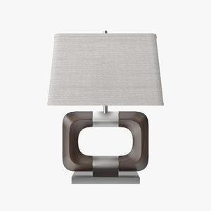 nova lighting bangle table lamp model