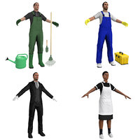 Household Workers(1)