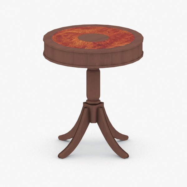 interior - table 3D