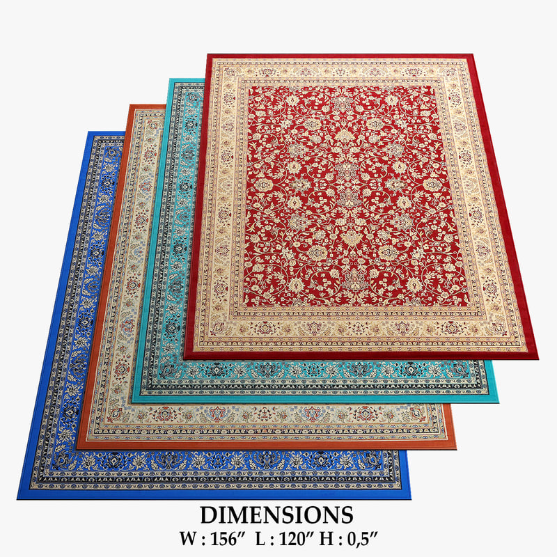 traditional rugs 15 model