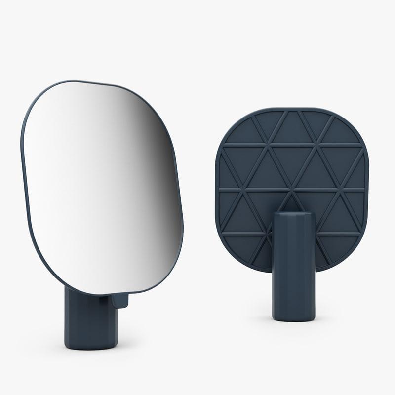 3D muuto mimic mirror