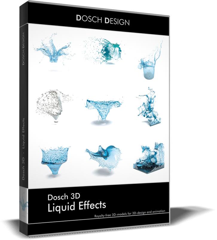 liquid effects model