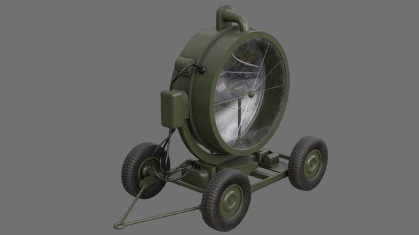 3D searchlight 1a
