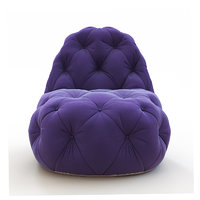 cheshire armchair 3D