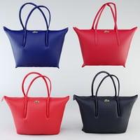 3D lacoste bags