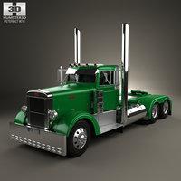 3D model 351 tractor 1954