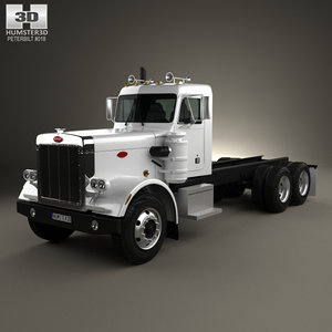 3D 359 1967 truck model