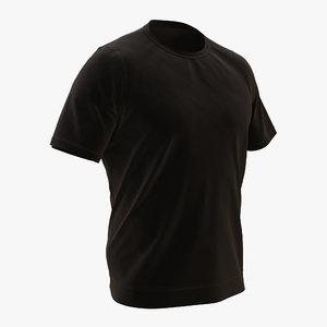 t-shirt t shirt 3D model