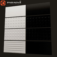 Ceramic tile Paradyz Modul VR / AR / low-poly 3D model