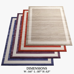 3D area rugs 19
